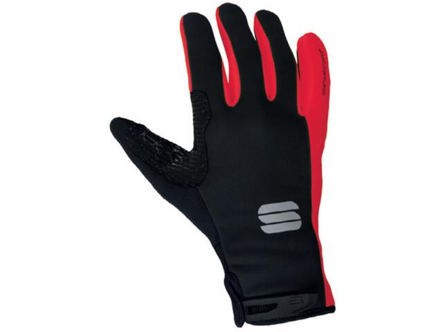 Sportful Essential 2 Gloves black/red